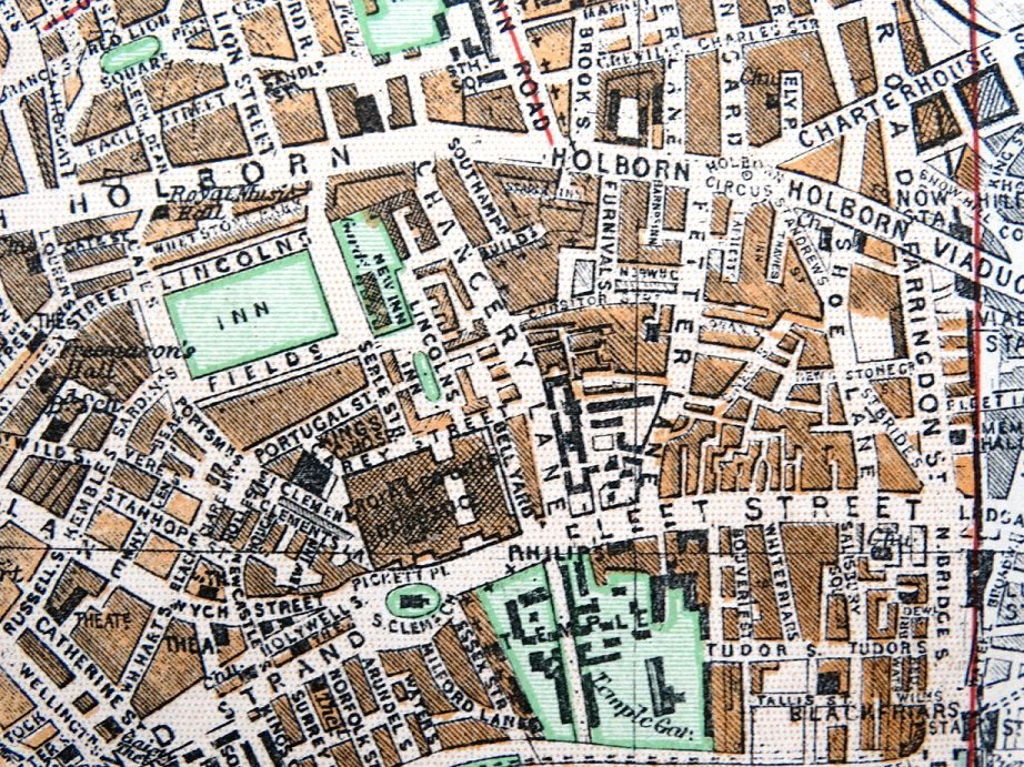 STREET PLAN OXFORD STREET THE STRAND PICCADILLY ClRCUS Antique Map - 1896 map of us